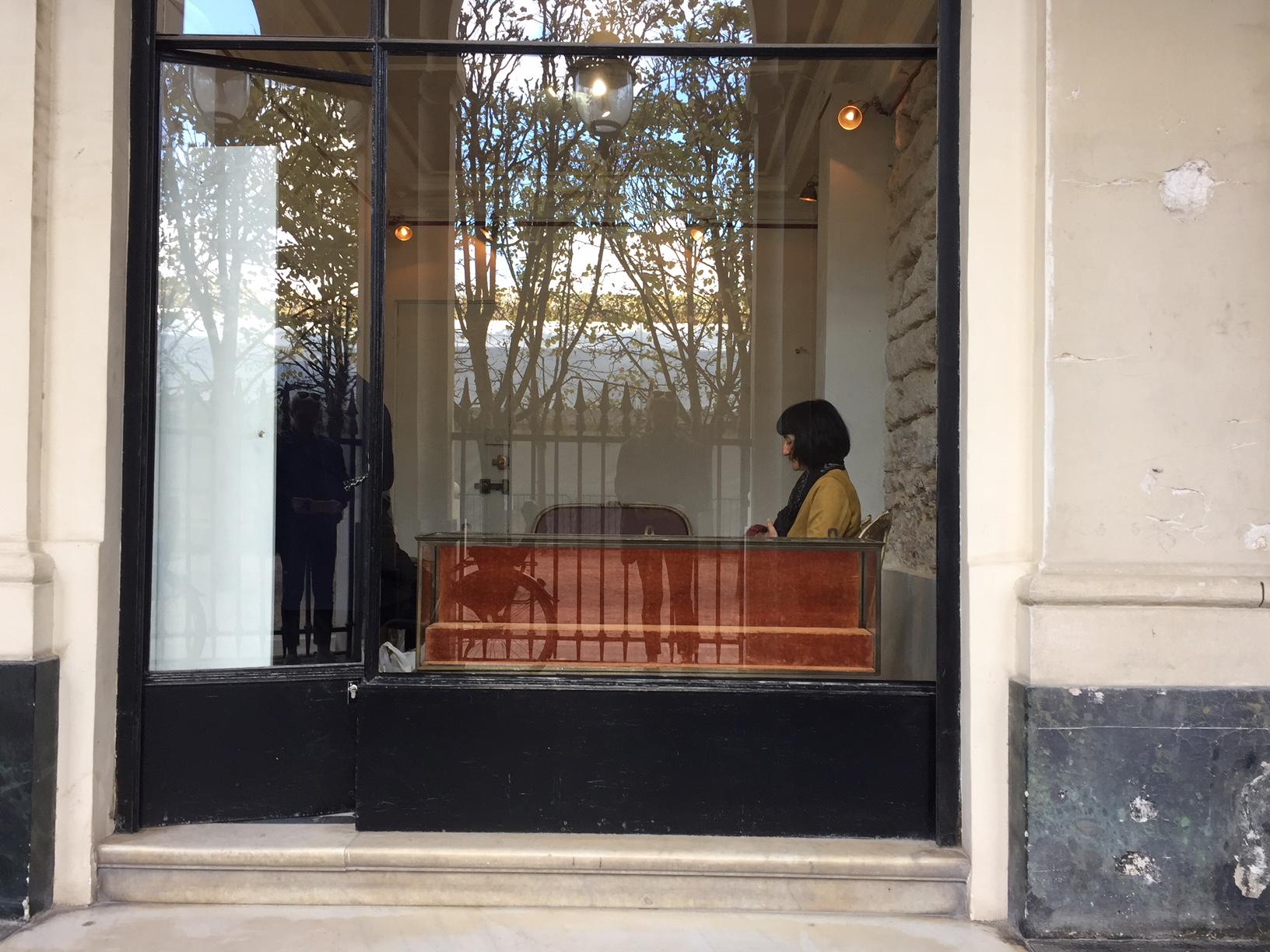 Goton & Reena Spaulings Fine Art — Exposition, Goton Paris