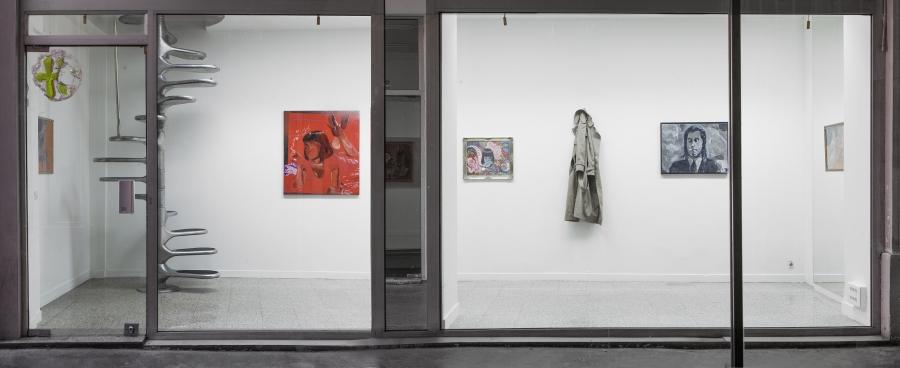 DRUŸDRYE — Exposition, Goton Paris