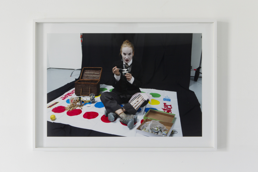 Game - Bernadette Van-Huy    . (Goton Paris)
